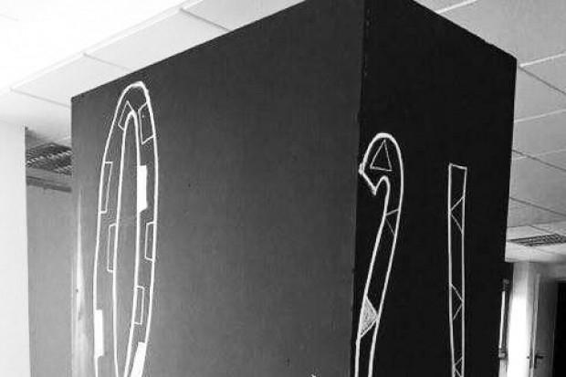 Niby-wystawa przedszkolaków z Nibylandii