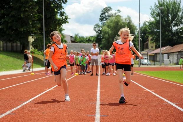 Event międzyszkolny w ramach programu Lekkoatletyka dla każdego!