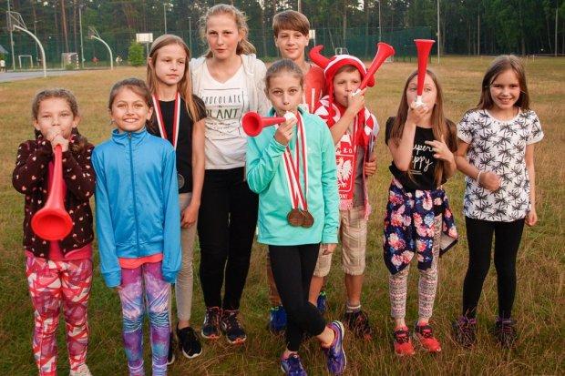 Młodzi zawodnicy UKS Orientpark.pl Iwiny wśród najlepszych w Polsce