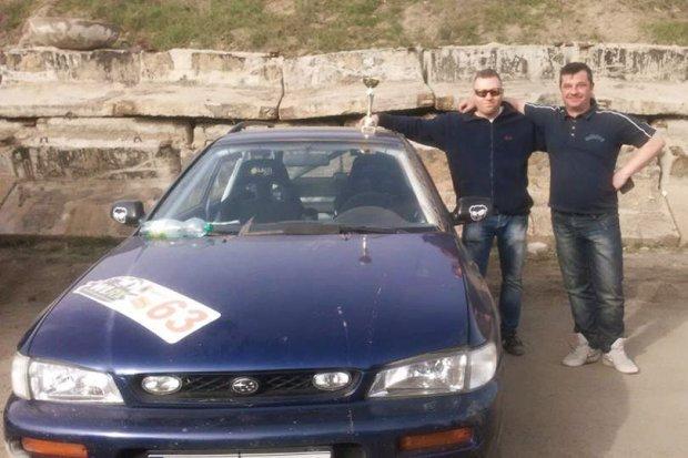 Rajdowcy z Hołek Rally Team na podium w KJS Jugowskie Pożegnanie Lata