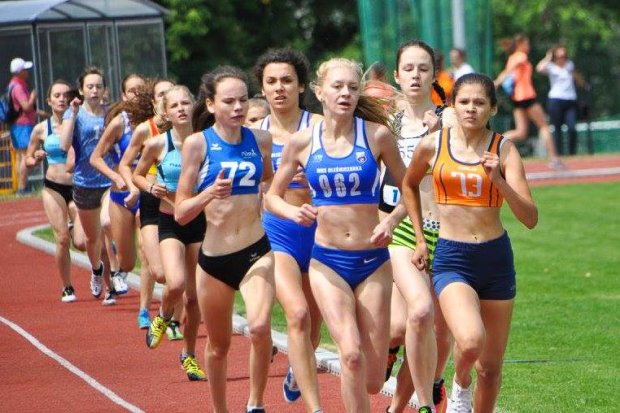 Lekkoatleci Bolesłavii z 19 medalami mistrzostw Dolnego Śląska