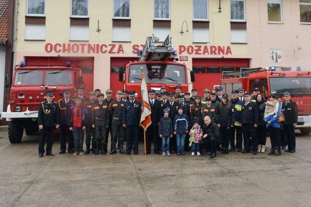 Strażacy z Nowogrodźca najlepszą OSP w regionie? Zagłosuj na nich!