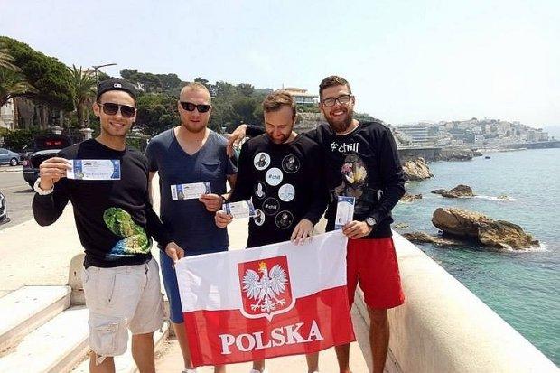 Bolesławiec i cała Polska kibicuje Biało-Czerwonym