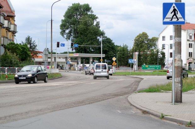 Rozpoczęto prace na ulicach Wesoła, Zgorzelecka, Łokietka