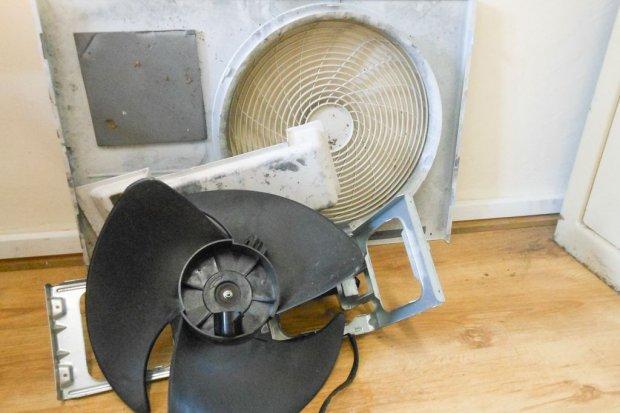 Złodziej klimatyzatorów zatrzymany. Grozi mu do 5 lat więzienia