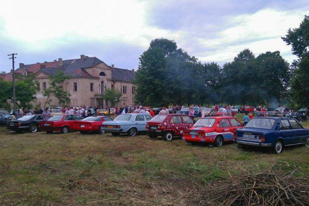 Fani klasycznych pojazdów spotkali się w Tomaszowie