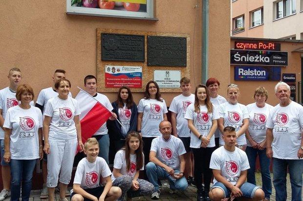 Bolesławianie ponownie ratowali polskie nekropolie na Kresach