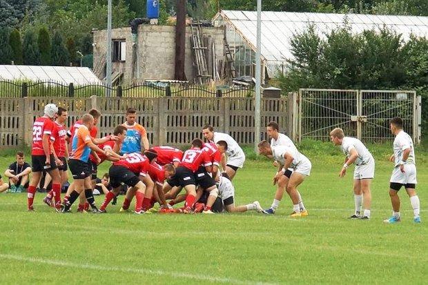 Ogólnopolska Olimpiada Młodzieży w Rugby - Bolesławiec 2016