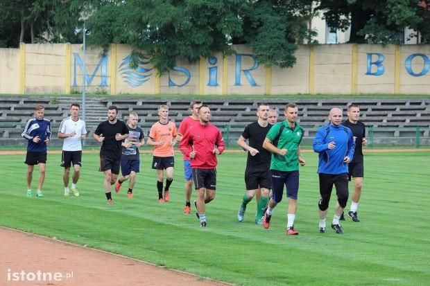 BKS: nowa drużyna seniorów rozpoczęła treningi