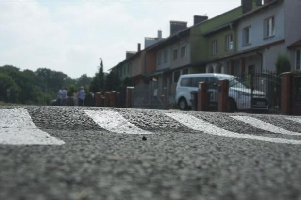 Ulica Różana w Bolesławcu doczekała się remontu