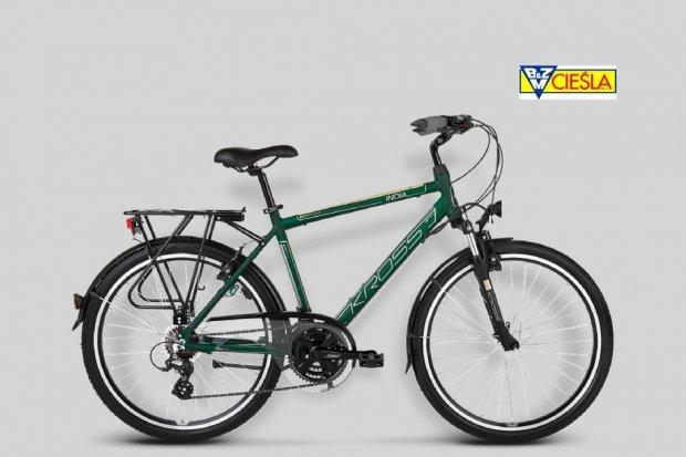 Kross Trans India nagroda w Paradzie Ceramicznej dla rowerzystów
