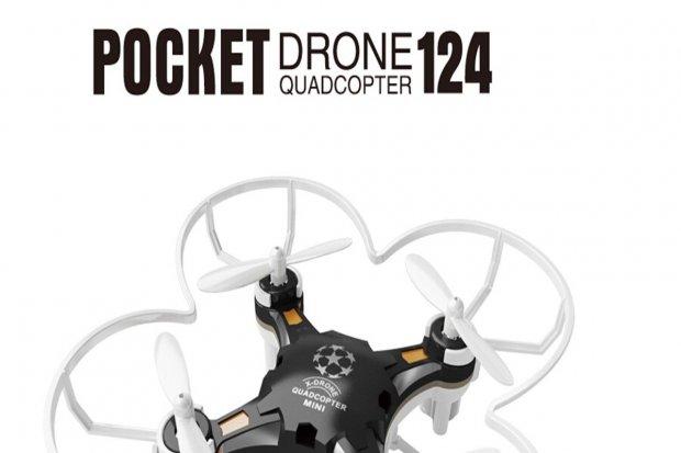Wygraj drona, weź udział w konkursie Galerii BCC