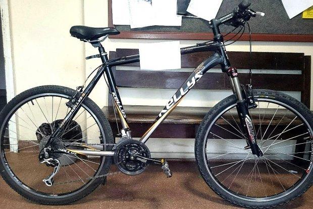 Policja poszukuje właściciela znalezionego roweru