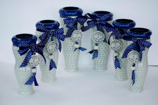 Puchary ceramiczne Edyty Orlińskiej nagrodą w Ceramicznej Paradzie