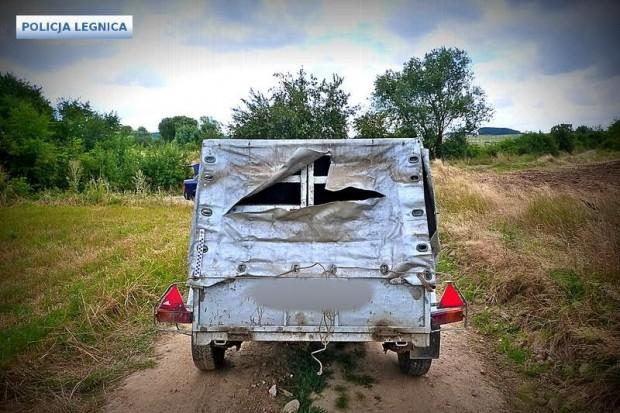 Tydzień temu ukradli samochód, teraz – 1000 l paliwa i przyczepę. Jest wniosek o areszt