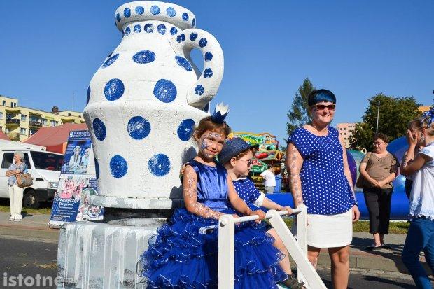 Wspaniała parada otworzyła Bolesławieckie Święto Ceramiki