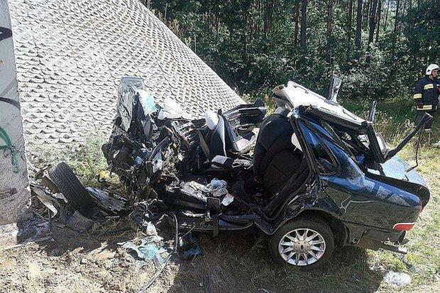 Śmiertelny wypadek w Kozłowie