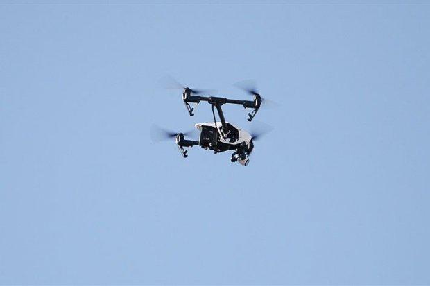 Uwaga na nisko latające drony! Znajomy Czytelnika stracił palec