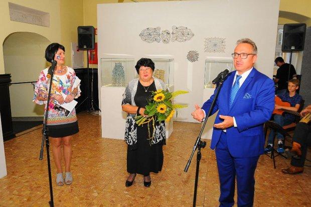 Krystyna Gay-Kutschenreiter – wybitna artystka z honorowym obywatelstwem