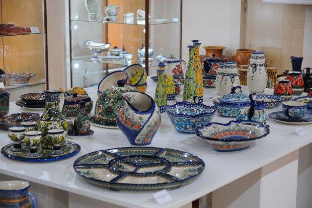 Wystawa Stowarzyszenia Gmin Ceramicznych RP