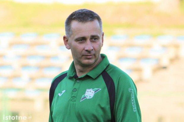Trener Tomasz Fulczyński - szacunek dla chłopaków