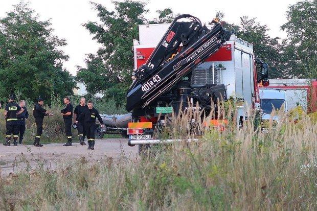 W Bobrze utonął 60-letni mężczyzna