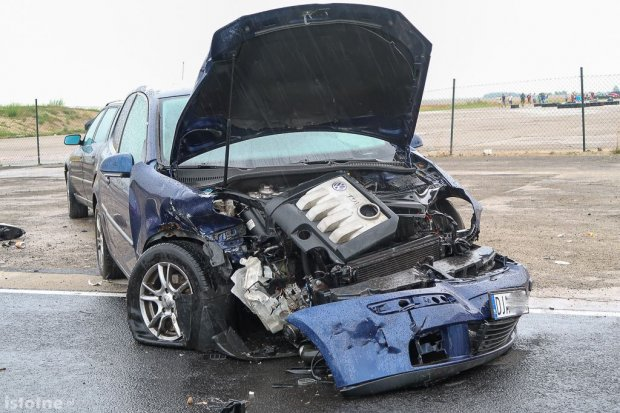 Lądowisko Krzywa: Drugi wypadek tego samego dnia, 3 osoby ranne