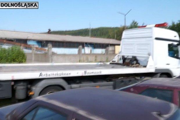 Policjanci odzyskali cztery skradzione auta o wartości ponad 450 tys. zł