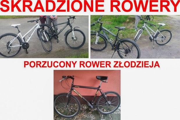 Wdarli się na prywatną posesję i ukradli rowery. Jeden ze sprawców zatrzymany