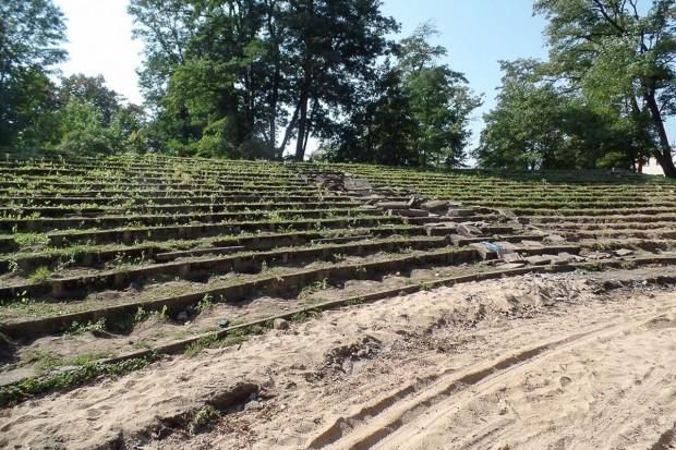 Rozpoczęła się renowacja amfiteatru
