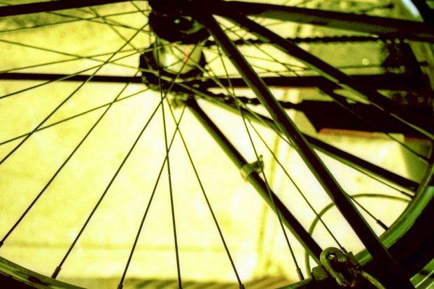 Ukradł rower, bo... stał nieprzypięty