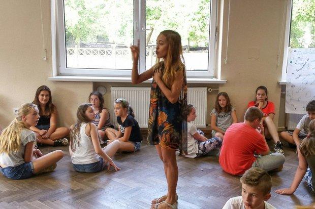 """Szóstoklasiści z SP 1 na obozie językowym """"Euroweek – Szkoła Liderów"""""""