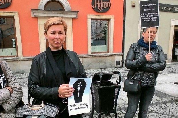 #CzarnyProtest: Przyjdź do Rynku w obronie kobiet