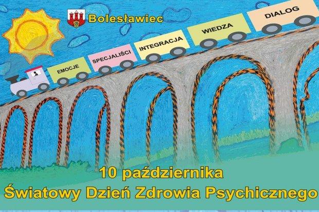 Obchody Światowego Dnia Zdrowia Psychicznego w Bolesławcu
