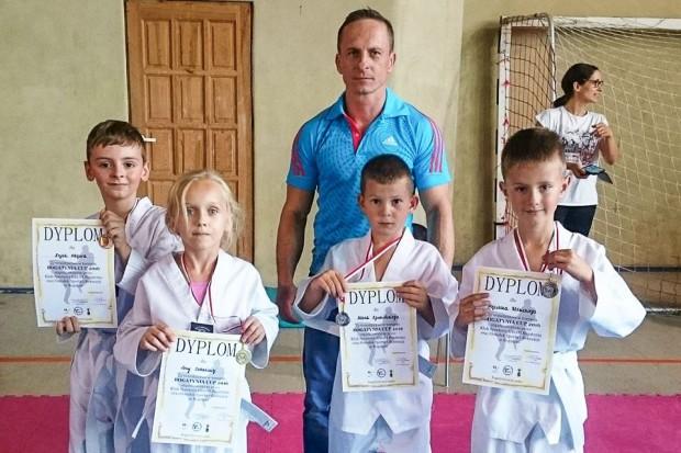 Sukcesy oxpressowych taekwondoków