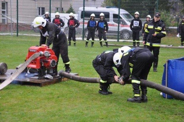 OSP Parowa najlepsza w Gminnych Zawodach Sportowo-Pożarniczych