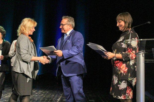 Piotr Roman chwalił nauczycieli miejskich w Dniu Edukacji Narodowej