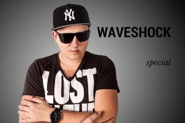 W sobotę  zagra w Imperium DJ Waveshock