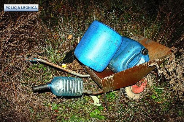 Ukradł 620 litrów oleju napędowego. Wpadł na gorącym uczynku