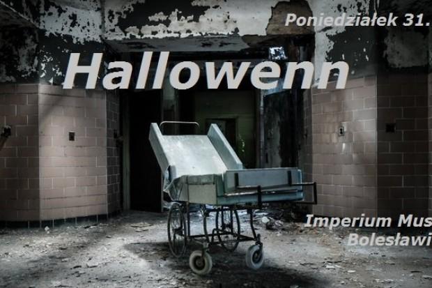 Halloween w klubie Imperium