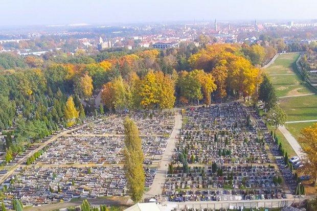 MZGK pochował ludzi na zwykłej drodze? Śledczy: nie przestępstwo, lecz wykroczenie