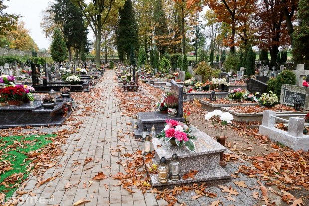 Plaga kradzieży na cmentarzu komunalnym w Bolesławcu?