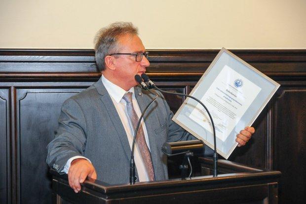 Bolesławiec z tytułem lidera zrównoważonego gospodarowania przestrzenią