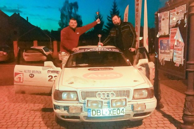 Kolejne sukcesy rajdowców z BC Rally Team