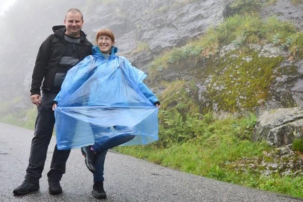 Nie bierz szpilek do Norwegii