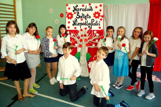 Polskość: duma i tożsamość. Święto Niepodległości w Szkole Podstawowej nr 3