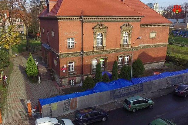 Nowe ogrodzenie przedszkola przy ul. Mikołaja Brody
