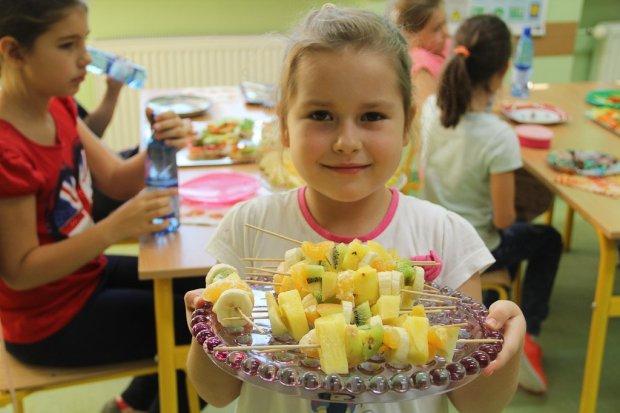 Śniadanie Daje Moc, świetna akcja w Szkole Podstawowej nr 5