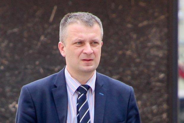 Tomasz Gabrysiak kandydatem na wicestarostę