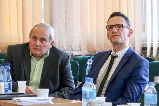 Maciej Małkowski starał się zamieszać w koalicji